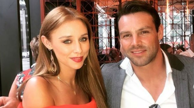 [PIC] Ben Foden breaks his silence on Instagram following split from Una Healy