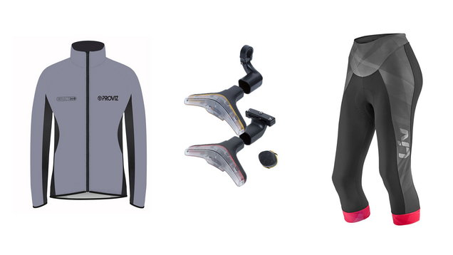Winter cycling kit  8 great buys to shop now - Lifestyle from Xposé -  Virgin Media Television 46a191a16