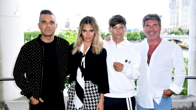 X Factor Photocall - London