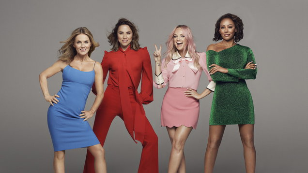 Spice Girls announcement
