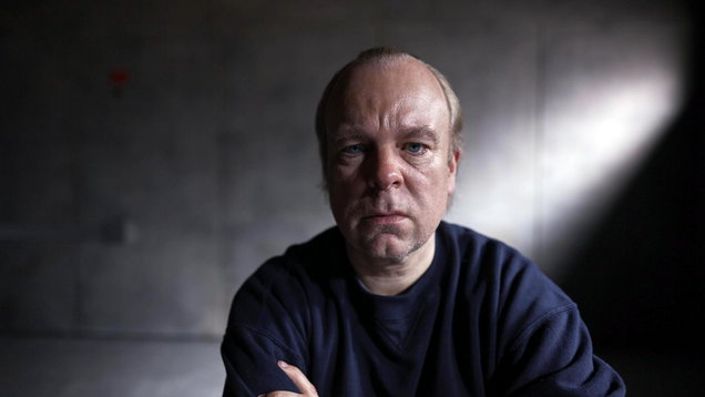 Steve Pemberton in The Interrogation