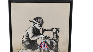 Banksy auction