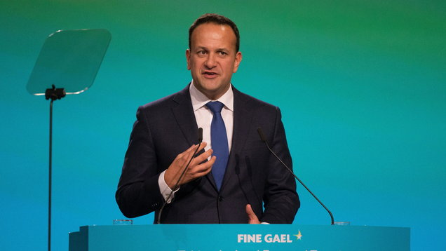Irish premier promises five years of income tax cuts