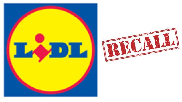 [PIC] Lidl Ireland issue URGENT recall due to INCORRECT use-by dates