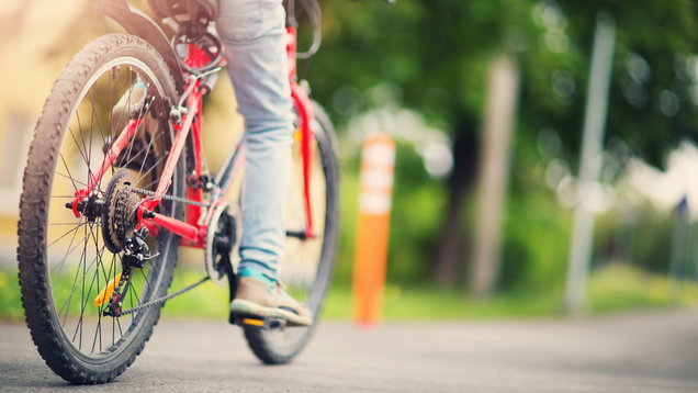 Is your teen safe on his bike?