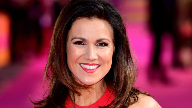 Susanna Reid on dating