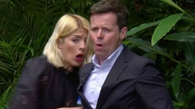 WATCH: I'm a Celeb viewers were in HYSTERICS over this moment last night