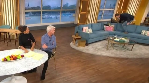 Former Big Brother star throws EPIC tantrum on This Morning