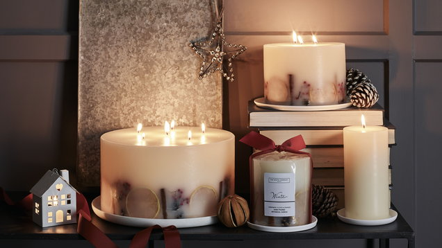 Winter candles: 10 ways to furnish your home with fragrance this