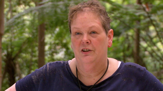Anne Hegerty has not got I'm A Celebrity game plan - Chase co-star