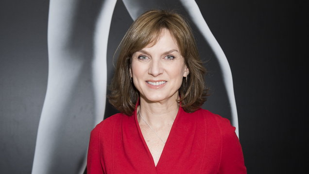 Fiona Bruce to host Question Time