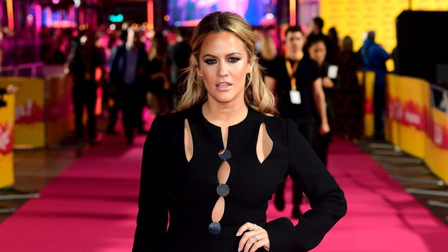 Caroline Flack opens up about her battle with depression
