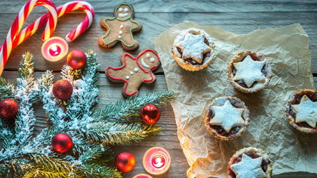 Mince Pies and Gingerbread