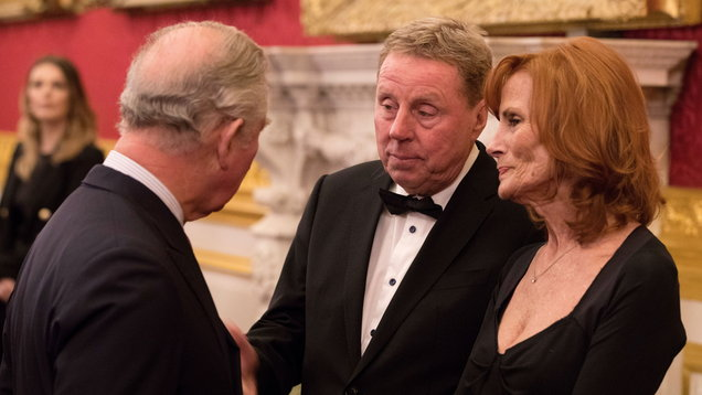 How have Harry and Sandra Redknapp kept the love so alive after 51 years of marriage?