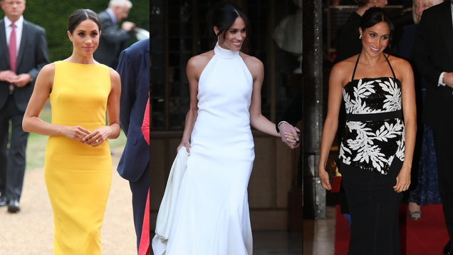 The Duchess of Sussex's year in fashion: 14 of her best outfits