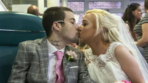 PA Real Life - Lauren and Darren Easton - cystic fibrosis wedding