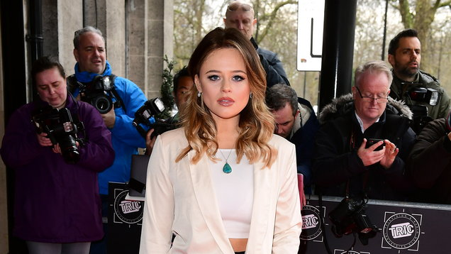 Emily Atack makes body positive pledge after return from I'm A Celebrity