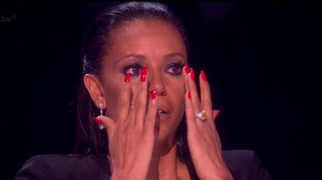 [PIC] Mel B RUSHED to hospital following horrifying injury