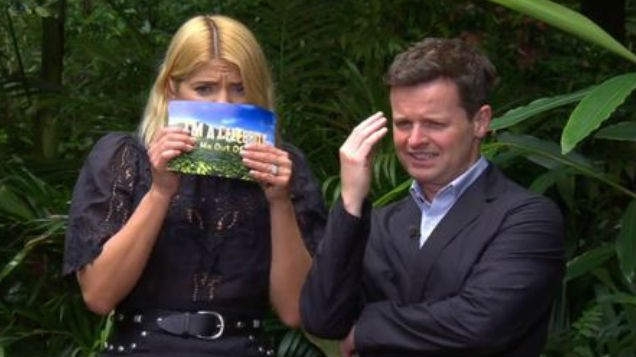 Holly Willoughby has spoken out about an I'm a Celeb moment that DIDN'T go to air