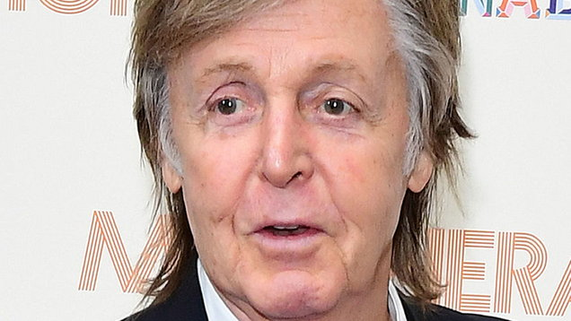 Sir Paul McCartney book