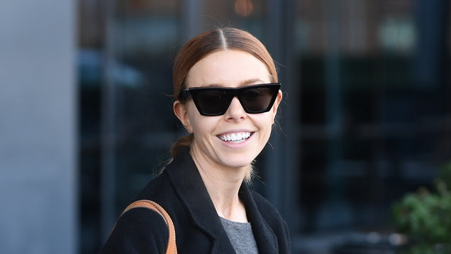 Stacey Dooley the morning after winning the Strictly Come Dancing 2018 final