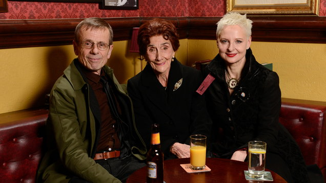Lofty and Mary the punk to return to EastEnders