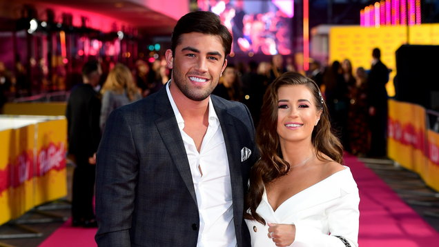 Jack and Dani watch Love Island reunion together