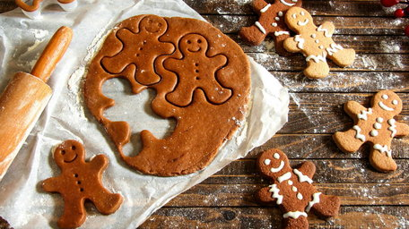 Kelly Lou's Gingerbread Men