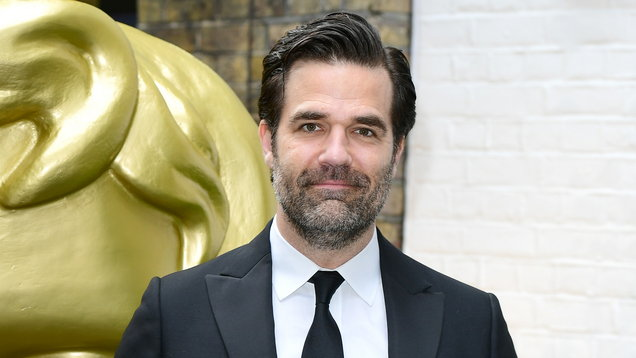 Rob Delaney reflects on the first Christmas after son Henry's death