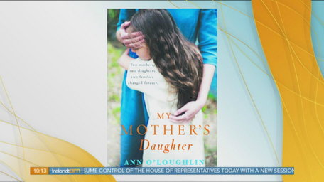 Author Ann O'Loughlin Interview