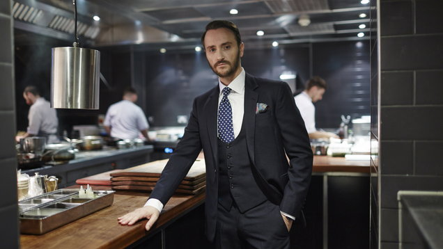 Jason Atherton who has released his first cookbook
