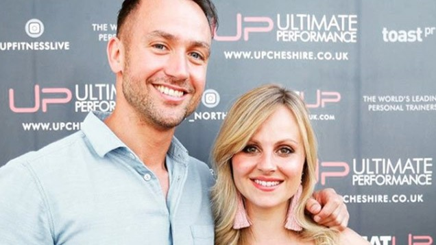 [PIC] First glimpse of Corrie actress Tina O'Brien's wedding and she looks AMAZING