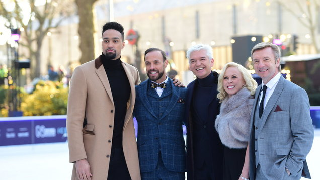 Dancing on Ice 2018 Photocall - London