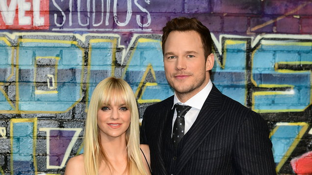 Anna Faris offers to officiate at ex-husband Chris Pratt's wedding
