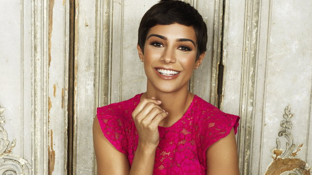Frankie Bridge: 'I don't feel grown up at 30'