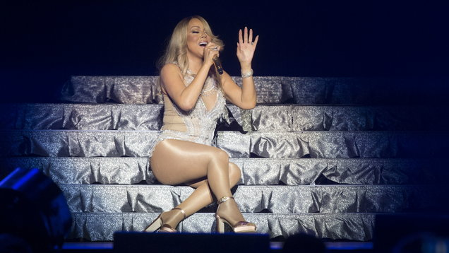 Mariah Carey - Glasgow