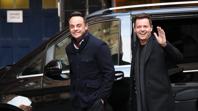 Ant McPartlin 'thrilled' as he makes emotional return to Britain's Got Talent