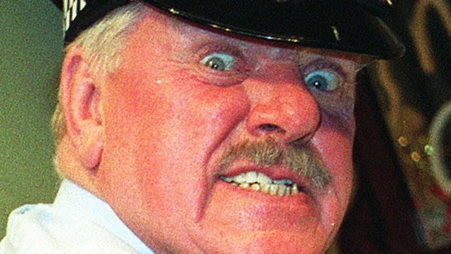 Windsor Davies death