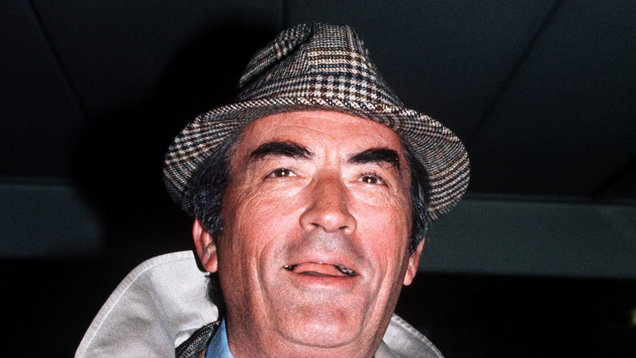 GREGORY PECK : 1976