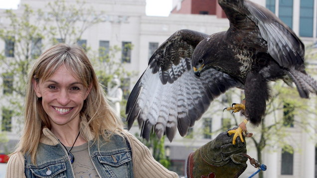 Michaela Strachan launches new Belfast walking guide