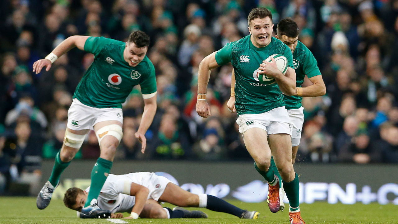 Over 1.4 million viewers tune in to see Ireland's opening game in the Guinness Six Nations on Virgin Media One