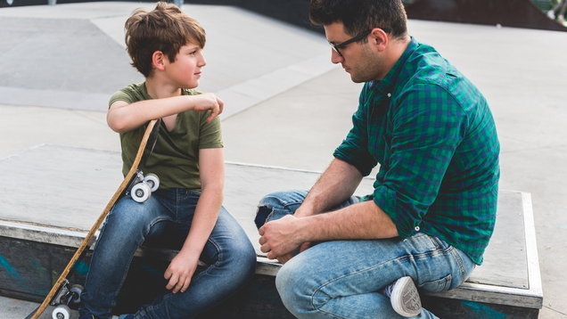 10 ways to tackle tough conversations with young children