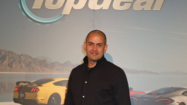Top Gear series 25 screening - London