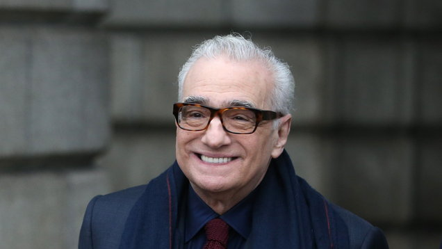 Martin Scorsese awarded Trinity society gold medal