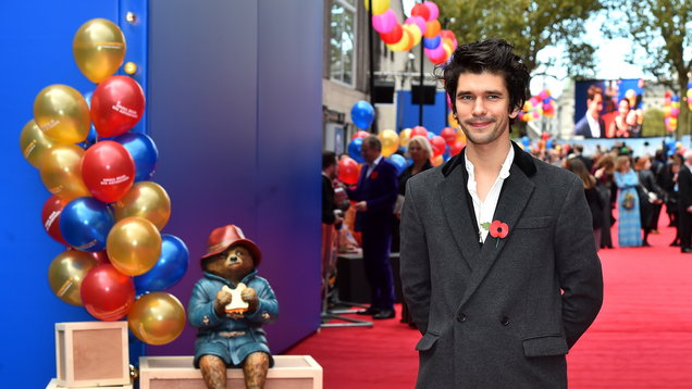 Ben Whishaw to voice Paddington Bear in new TV series