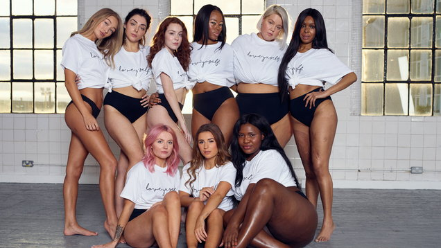 This major fashion brand has just banned retouching of all model imagery