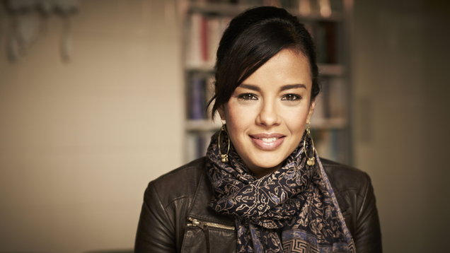 TV presenter Liz Bonnin on how shopping sustainably can help take care of the planet