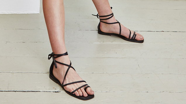 Are you ready for the return of square-toed shoes?