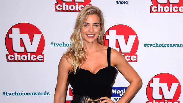 Gemma Atkinson shares pregnancy workout with fans - and some sage advice