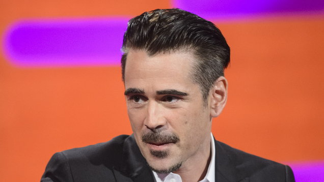 Colin Farrell to play 'brutish killer' in BBC thriller The North Water